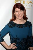 LOS ANGELES - SEP 13:  Kate Flannery at the 5th Annual Face Forward Gala at Biltmore Hotel on September 13, 2014 in Los Angeles, CA