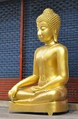 Buddha New Brass Body Squat