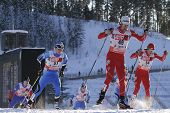 FIS World Cup Nordic Combined, Lahti.