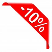 10 Percent Discount Offer
