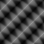 Design Seamless Diagonal Trellised Pattern