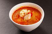 Japanese fish soup