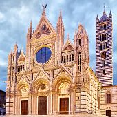 Cathedral of Siena (Duomo di Siena), Italy