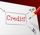 Credit Choice Represents Debit Card And Alternative