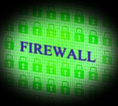 Firewall Security Means No Access And Encrypt
