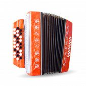 Ancient accordion