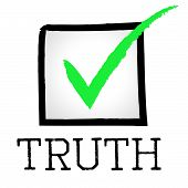 Tick Truth Shows No Lie And Approved