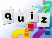 Quiz Questions Means Frequently Puzzle And Quizzes