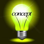 Concept Concepts Indicates Notion Think And Theory