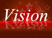 Goals Vision Indicates Aspire Prediction And Objectives
