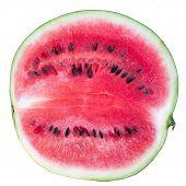 Half Of Watermelon