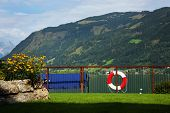 Zeller Lake, Zell am See, Austria