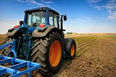 Tractor - modern farm equipment