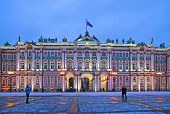 Saint-Petersburg. Russia. Winter Palace