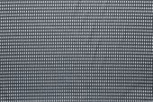 Fabric With Rhombuses In Silvery Tones