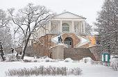 Tsarskoe Selo (Pushkin), Saint-Petersburg, Russia. The Cameron Gallery