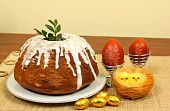 Polish Easter Cake poster