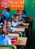 School In Dominican Republic