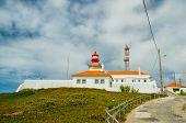 Lighthouse, Cabo Da Roca, Portugal