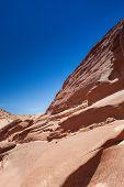 Antelope Canyon In Arizona.