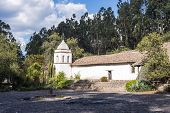 Old Spanish Colonial Manor House In Northern Ecuador