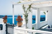 Greek House With Terrace And Sea View