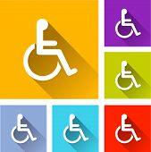 Handicap Icons