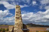 Ogham Stone, Carrickart, Co. Donegal, Ireland