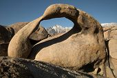 picture of alabama  - Alabama Hills are a range of hills and rock formations near the eastern of the Sierra Nevada Mountains - JPG