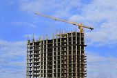 picture of high-rise  - Top part of high - JPG