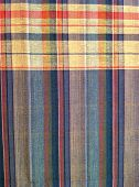 stock photo of kilts  - Abstract fabric plaid Cotton of colorful Texture background - JPG