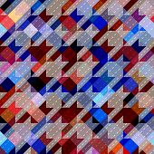 foto of dash  - Seamless background pattern - JPG
