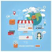 Постер, плакат: Shopping