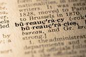 De Word-bureaucratie