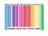 Bar Code Color