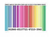 Bar Code Color