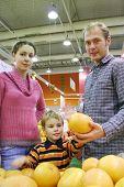 family and orange