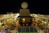 Nightlife On The Cruise Ship