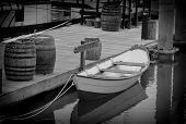 Boat at Dana Point Marina