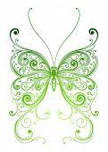 Vektor-Schmetterling