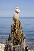 Stones composition