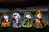Beautifull dolls from Peru