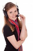Smiling Staff Call Center