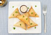 Feta Cheese And Spinach Pastries