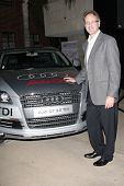 SANTA MONICA - OCT 19: Johan De Nysschen (Executive VP of Audi America) at the Audi Mileage Marathon