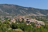 La Puebla De Roda, Huesca Espanha