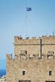 Rhodes Landmark Grandmasters Palace