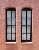 Double Arched Windows