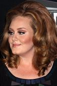 LOS ANGELES - AUG 28:  Adele arriving at the  2011 MTV Video Music Awards at the LA Live on August 2
