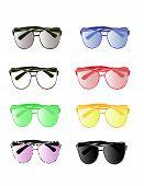 Gafas de sol colores
